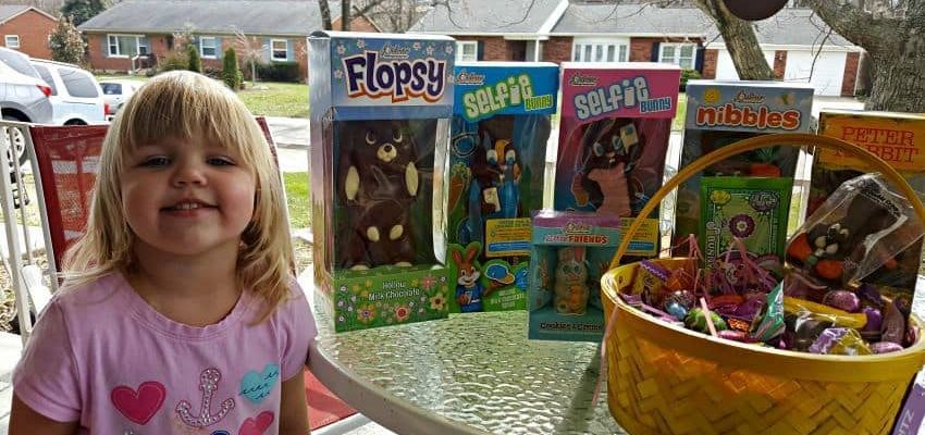 Easter Is About Bunnies, Chocolates and Candy Fun Hunt