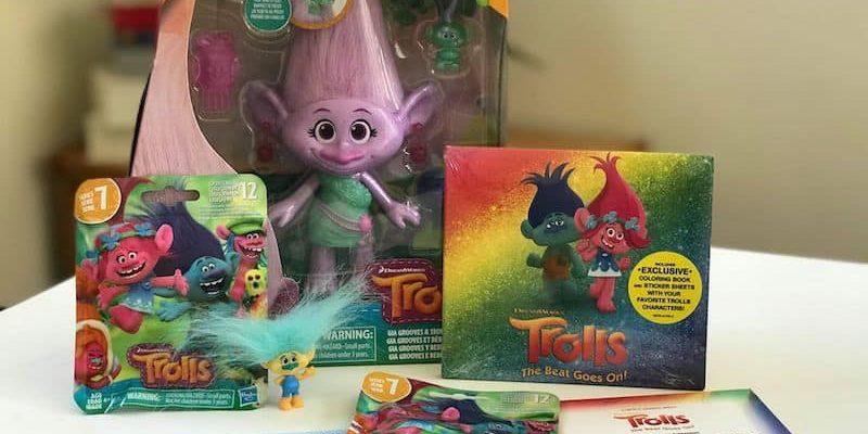 DreamWorks TROLLS The Beat Goes On Is An Exciting Learning Grounds