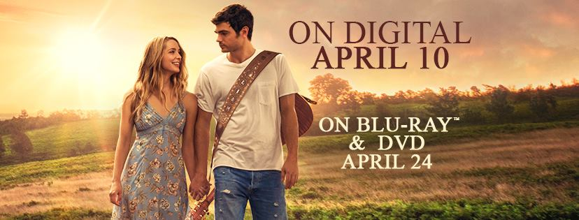 Have A Sweet Movie Night With Blu-ray Movie FOREVER MY GIRL