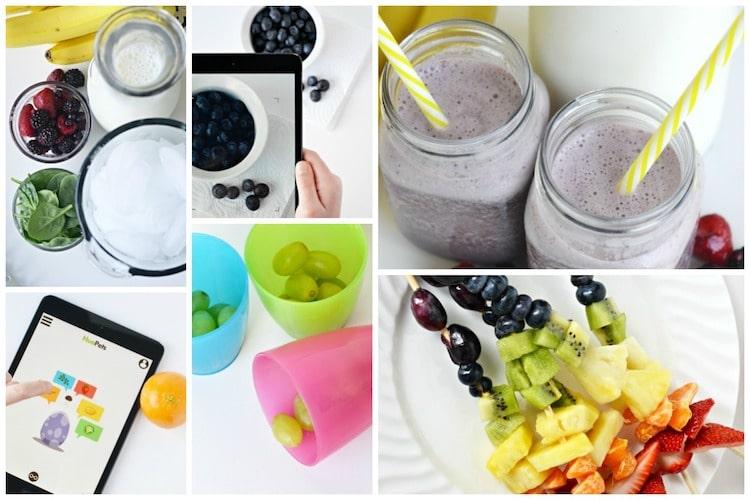 HueTrition app teaches kids make healthy food choices