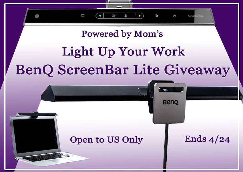 BenQ ScreenBar Lite for computers