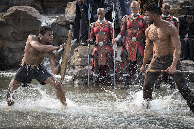MARVEL BLACK PANTHER fun facts and behind the scenes rare images