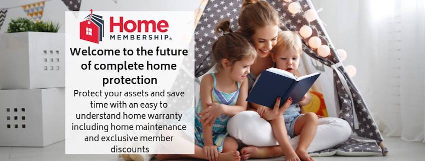 Home Membership plan for home warranty
