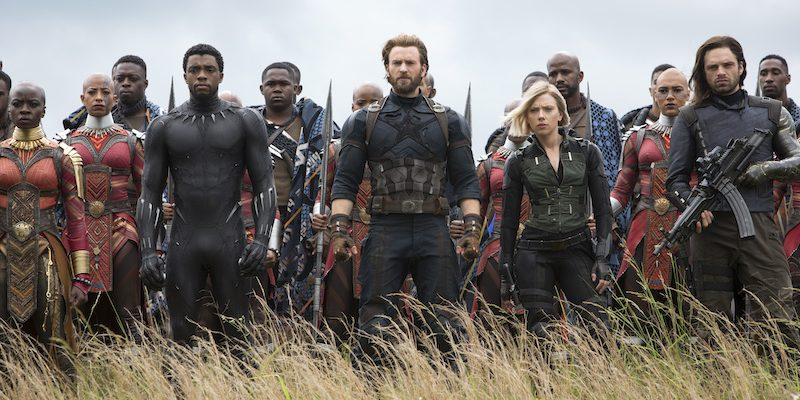 Brilliant Marvel Cast Returns For AVENGERS: INFINITY WAR