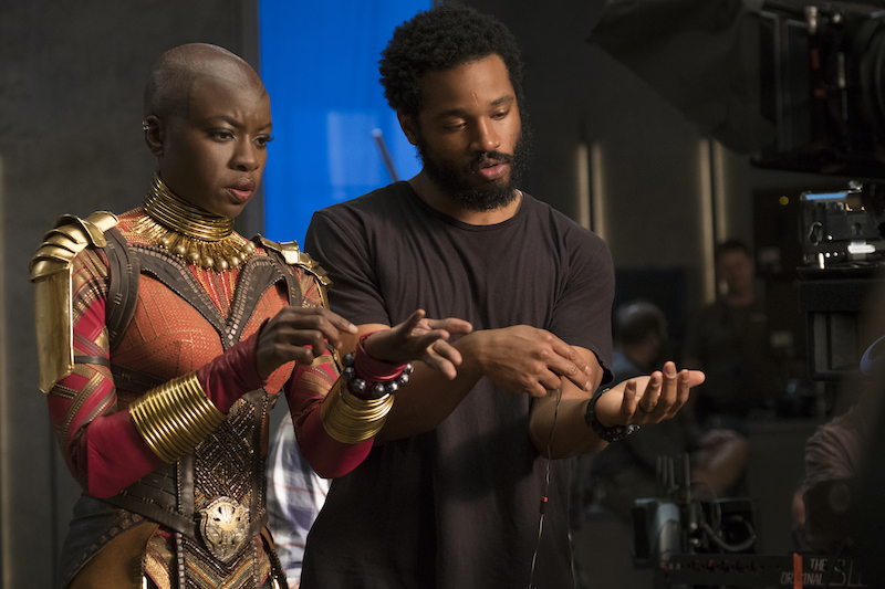 BLACK PANTHER Behind the Scenes with Director Ryan Googler