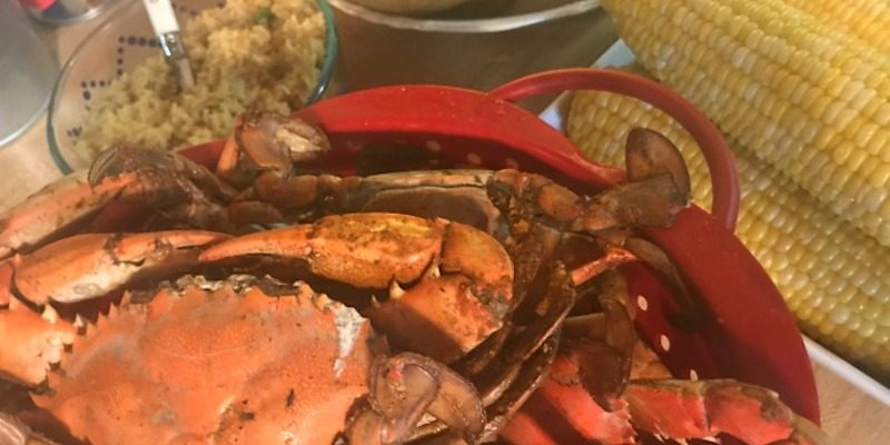 Taste Cameron's Seafood Super Sampler With Authentic Maryland Crab