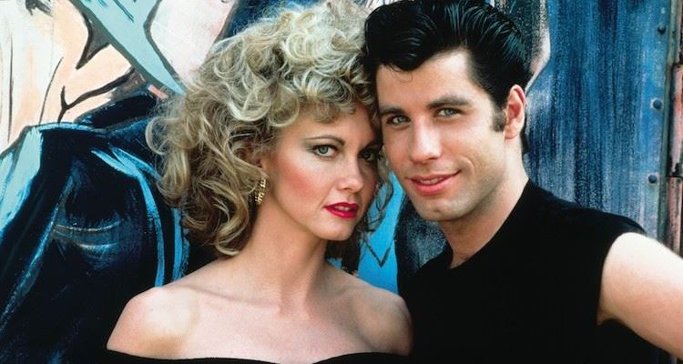 Grease 40th Anniversary Movie Giveaway Blu-ray Gift Collection