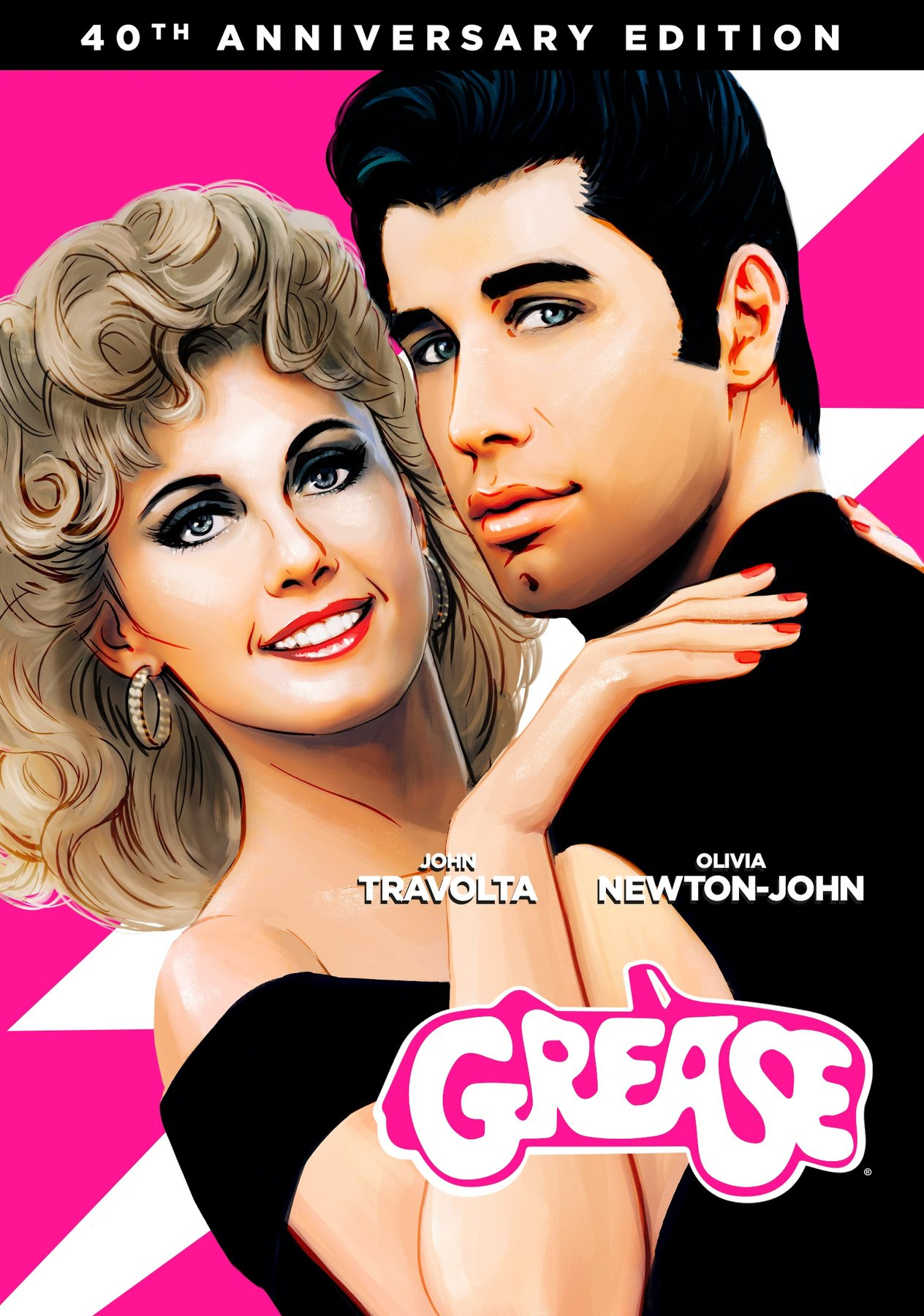 GREASE 40th Anniversary Movie Release