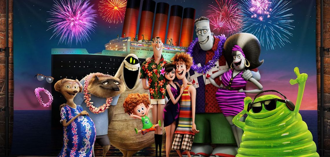 Sony Pictures HOTEL TRANSYLVANIA 3 Summer Vacation
