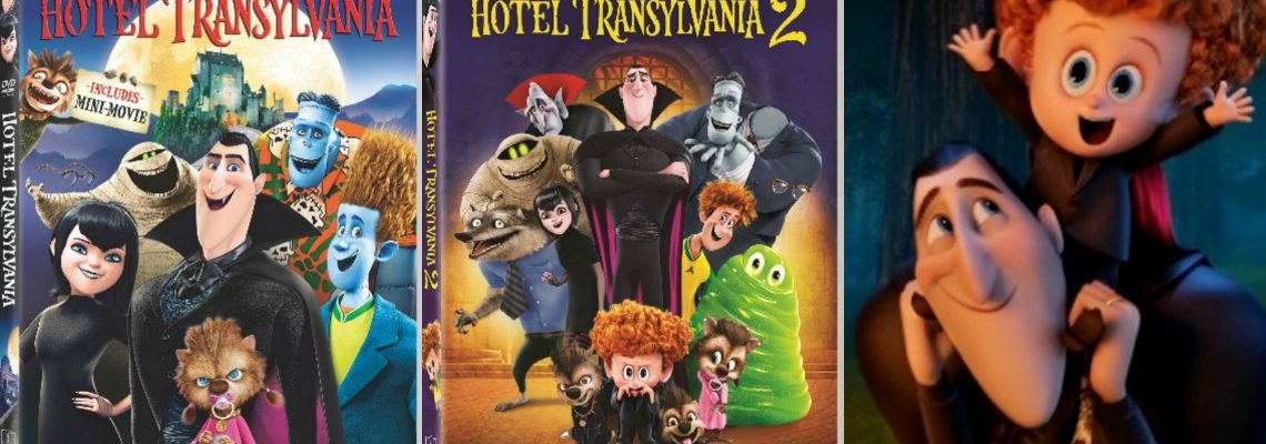 Double Feature Giveaway of HOTEL TRANSYLVANIA To Celebrate 3rd Sequel