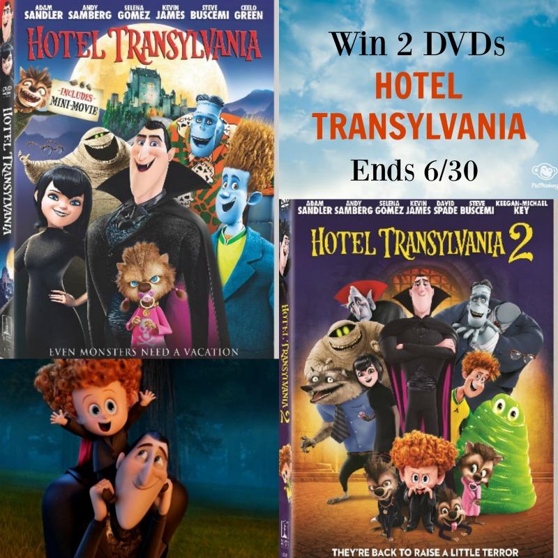Sony Pictures HOTEL TRANSYLVANIA DVD