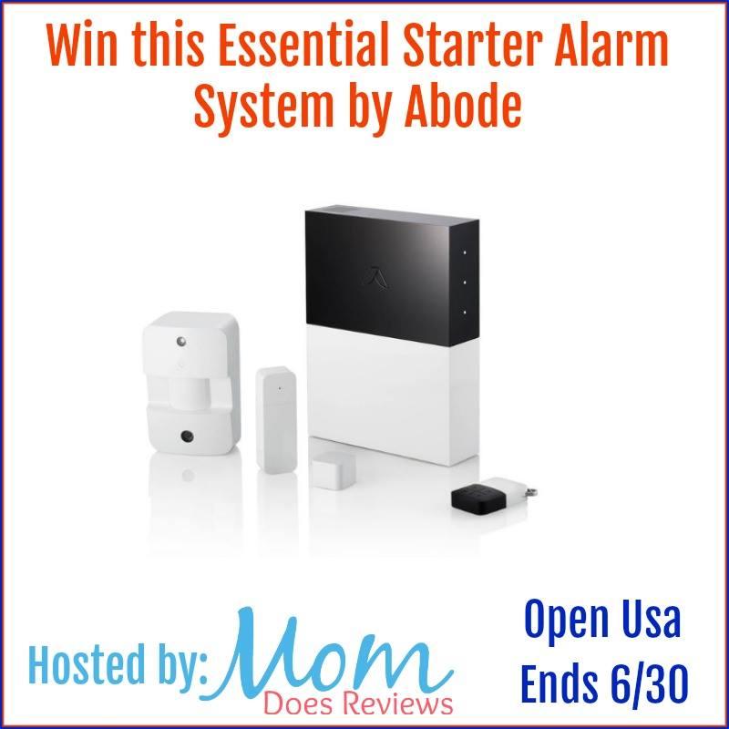 abode Alarm System for Home in Essentials Starter Kit