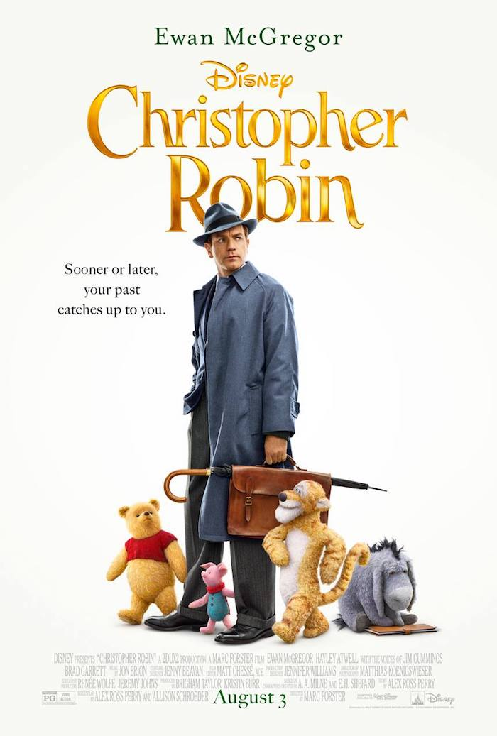 Disney Red Carpet World Premiere CHRISTOPHER ROBIN starring EWAN MCGREGOR