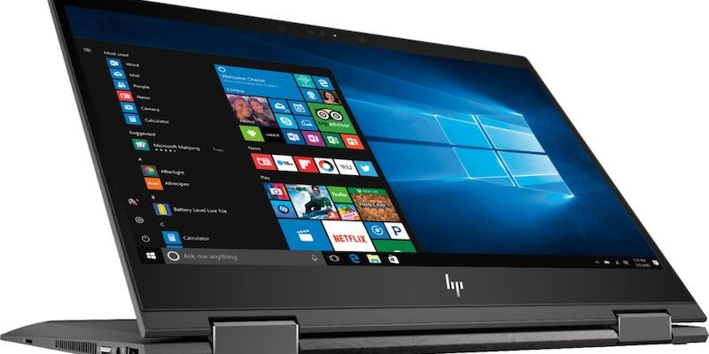 get your hp envy x360 laptop in ash silver for holiday gift ideas