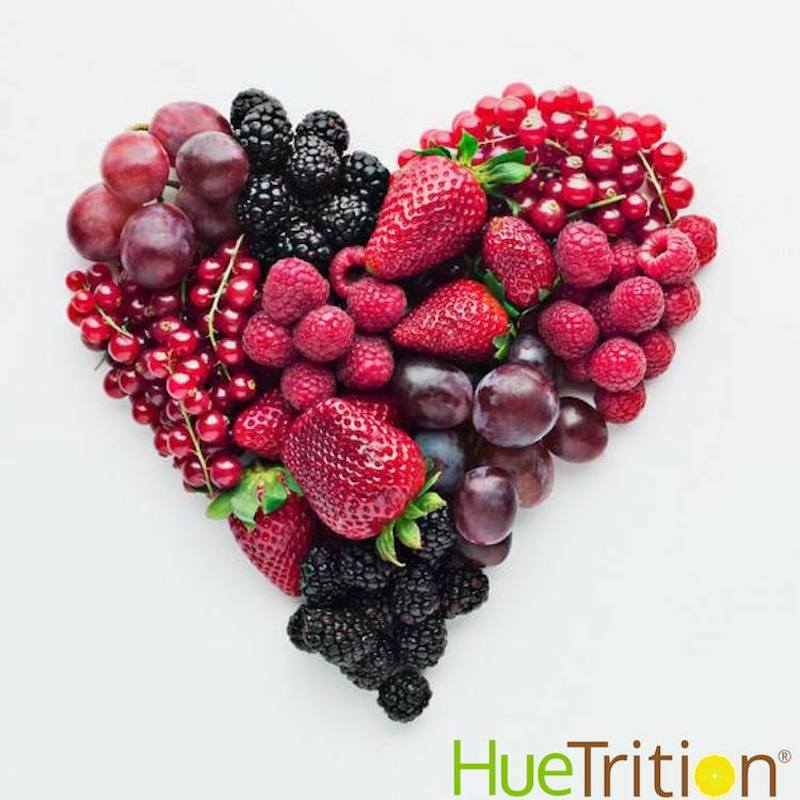 HueTrition offers education about foods, berries, fruits to kids and parents