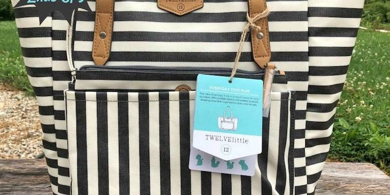 TWELVElittle Tote for the Summer Travel and Beach Trips