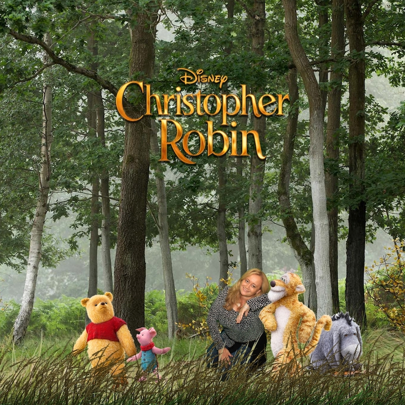Winnie the Pooh quotes about friendship, love, adventure and honey. Interview with Jim Cummings who voices POOH and TIGGER.