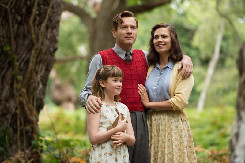 In my interview with Ewan McGregor, I discovered how serious he was about keeping his family and kids connected as a family. Disney's live-action adventure CHRISTOPHER ROBIN