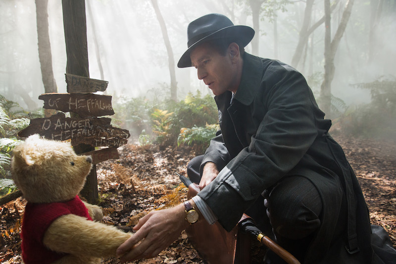 My interview with Ewan McGregor about the importance of connections among people in our lives. Disney's live-action adventure CHRISTOPHER ROBIN