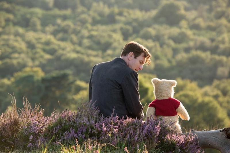 Disney's live-action adventure CHRISTOPHER ROBIN movie