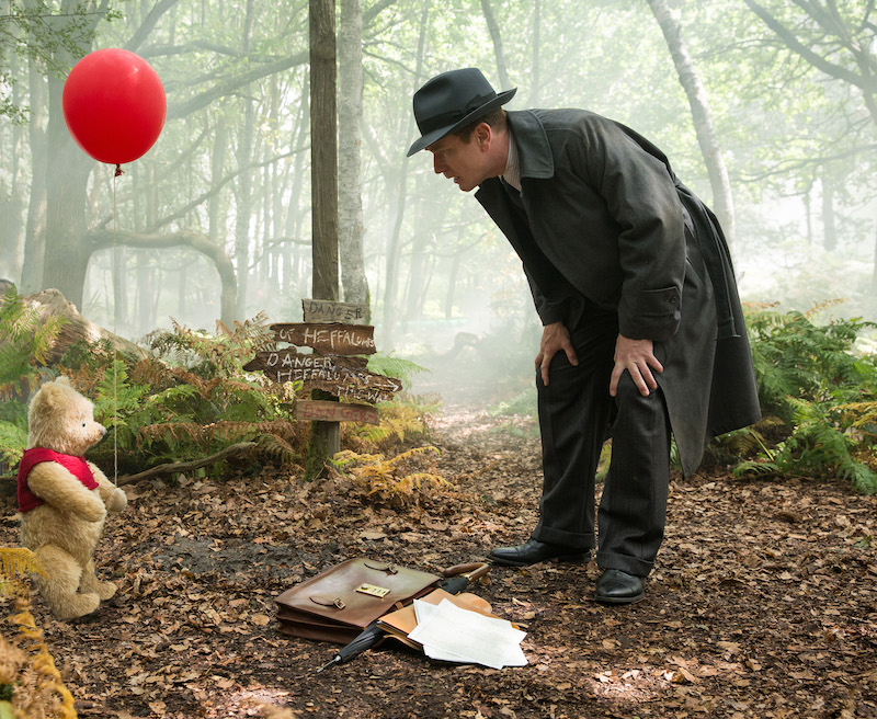 You are Braver than you believe, Stronger than you see, and Smarter than you think – a famous quote of Christopher Robin to Winnie the Pooh. My magical interview with Ewan McGregor who plays a grown-up Christopher Robin. Disney's live-action adventure CHRISTOPHER ROBIN