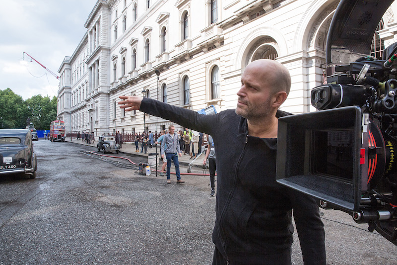 Interview with Marc Forster the Director of Christopher Robin