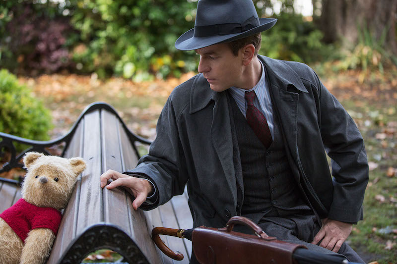 CHRISTOPHER ROBIN movie is a rich collection of POOH Quotes which are witty and wise, yet so simple.