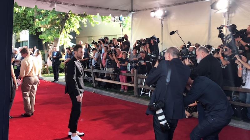 Ewan McGregor Red Carpet appearance at CHRISTOPHER ROBIN World Premiere