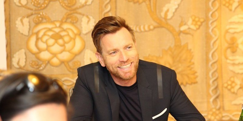Interview with Ewan McGregor the Voice of Christopher Robin