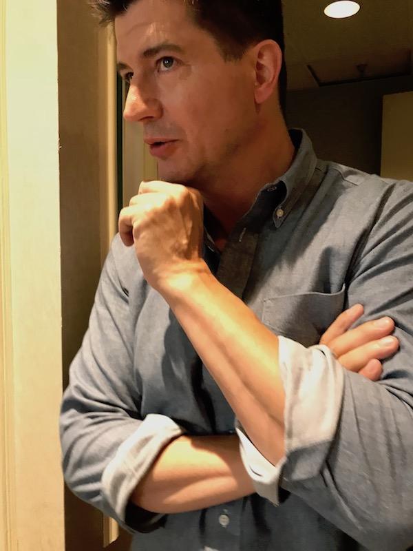 Director Ken Marino on DOG DAYS Red Carpet Movie Premiere in Los Angeles August 5, 2018