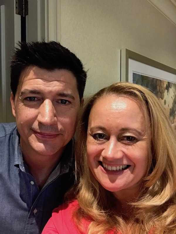 A Selfie with Director Ken Marino DOG DAYS Interview