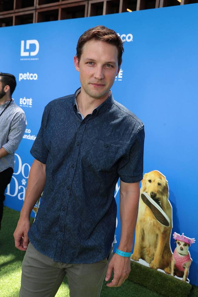 Michael Cassidy DOG DAYS Red Carpet Movie Premiere August 5, 2018, Los Angeles