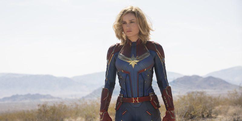 Captain MARVEL Movie Brings On An Elite Cadre Of Women