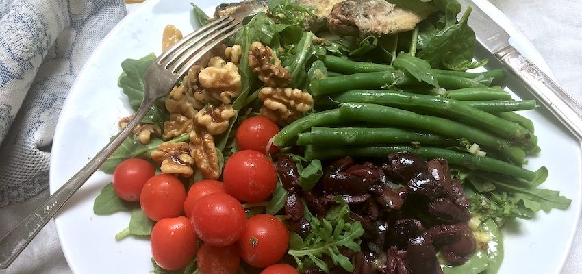 Love Sardine Recipes? How About Classic Nicoise Sardine Salad