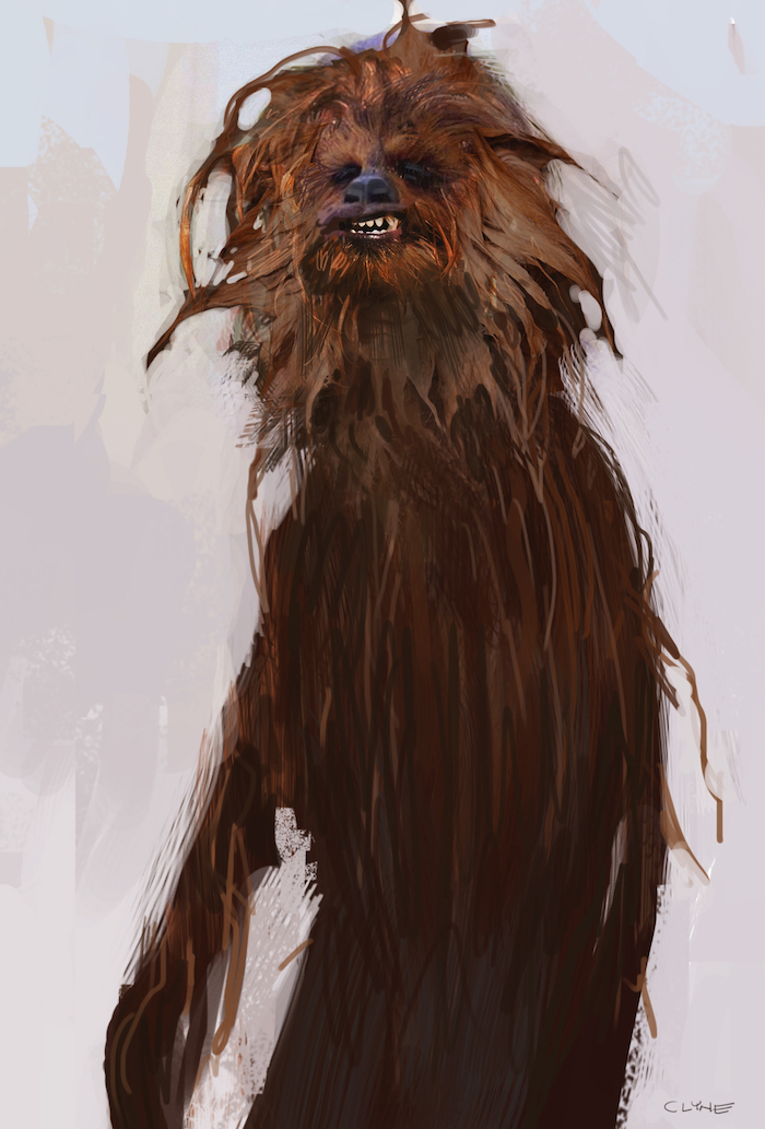 Concept Art for SOLO: A Star Wars Story