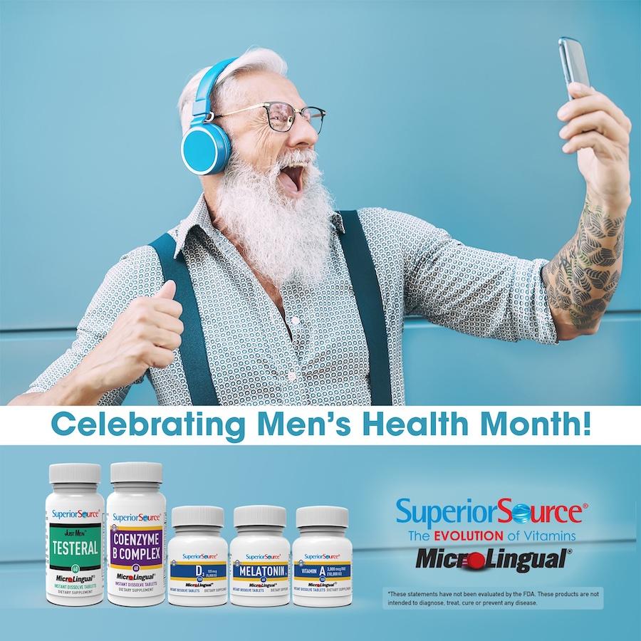 superior source vitamins health month