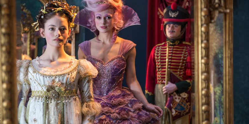 The Magic of Disney Feature Film The Nutcracker And The Four Realms