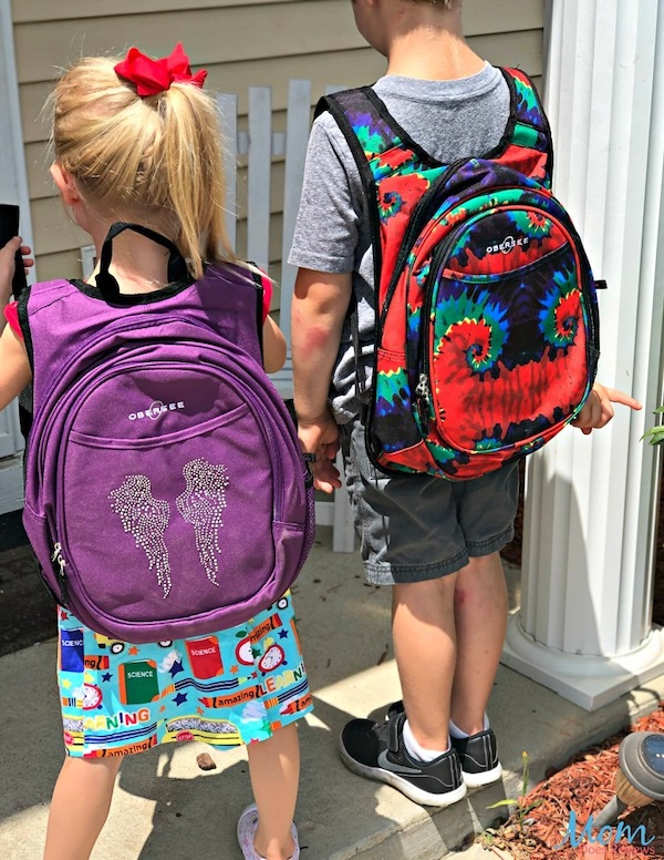 Obersee backpack for children