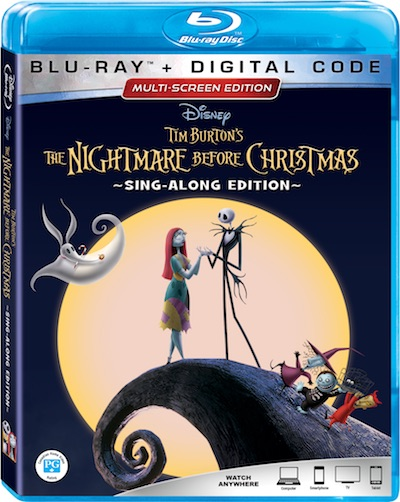 From Disney and creative genius Tim Burton comes THE NIGHTMARE BEFORE CHRISTMAS, a fun-filled musical fantasy of Jack Skellington, the Pumpkin King of Halloween Town, who discovers the joy of Christmas Town