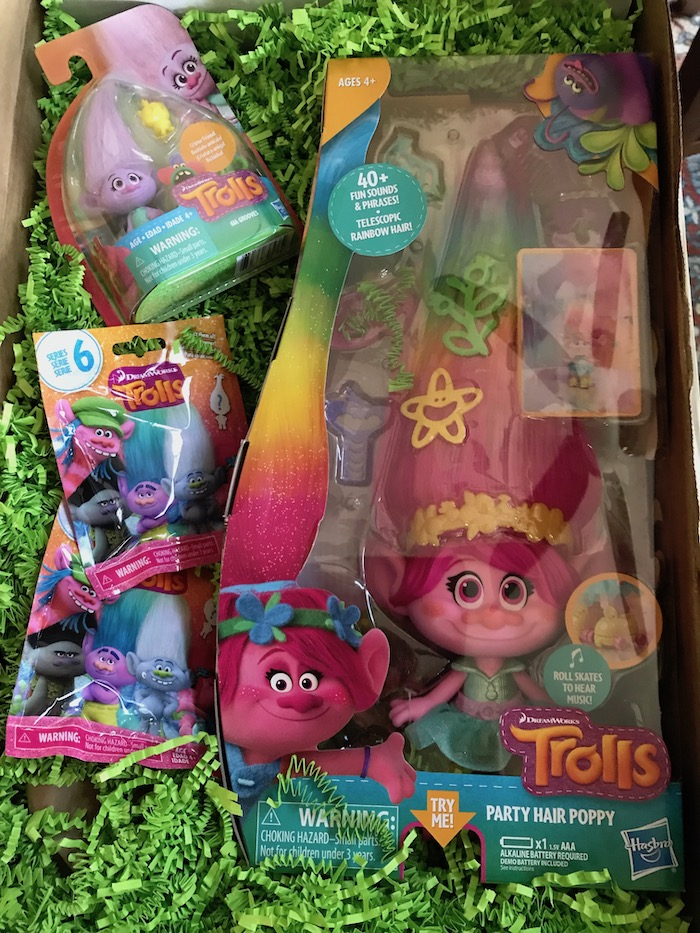 A perfect gift or collectible or Holiday surprise are these trolls from DreamWorks Netflix series TROLLS THE BEAT GOES ON!