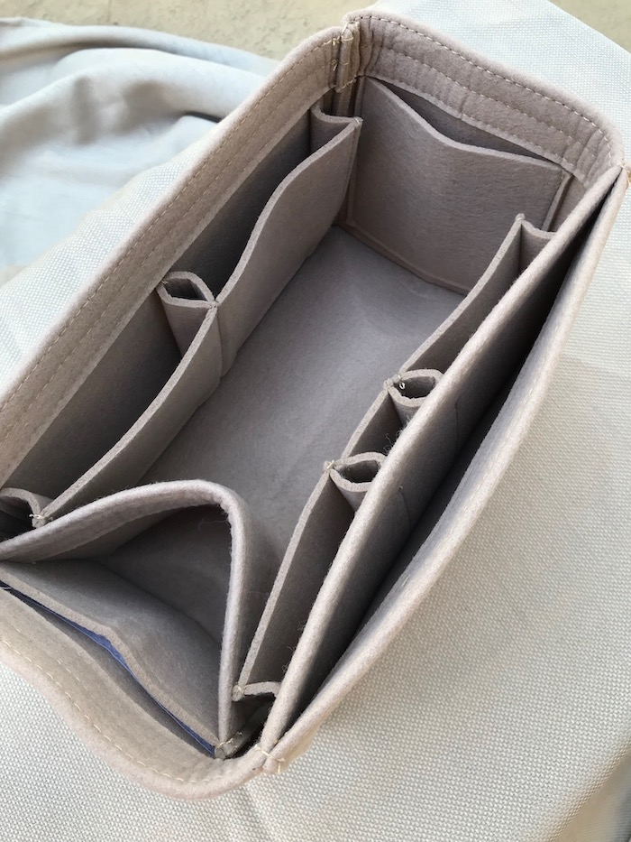 Organize the purse like a PRO and don't waste your time looking for things inside the purse! KOELLCO purse organizer is a perfect gift for a woman of any walks of life. Unique gift ideas for a woman who has everything.