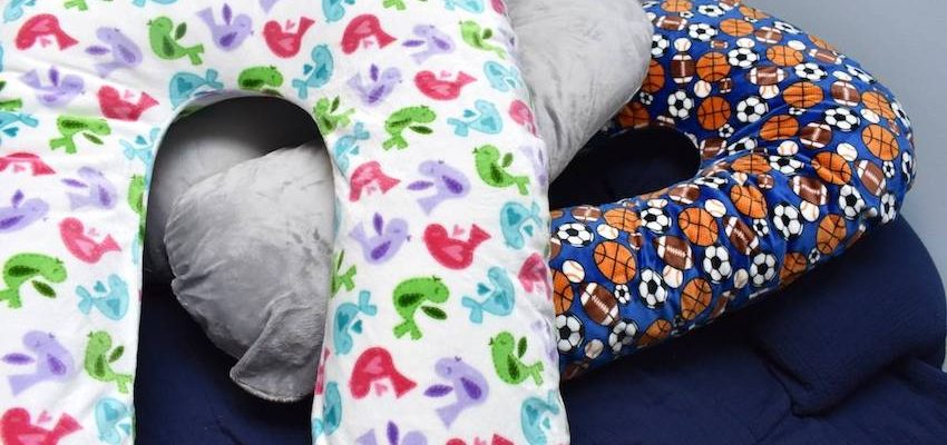 Sleep ZZZ Pillow & Sensory Pillows for Children With Sensory Processing Disorder