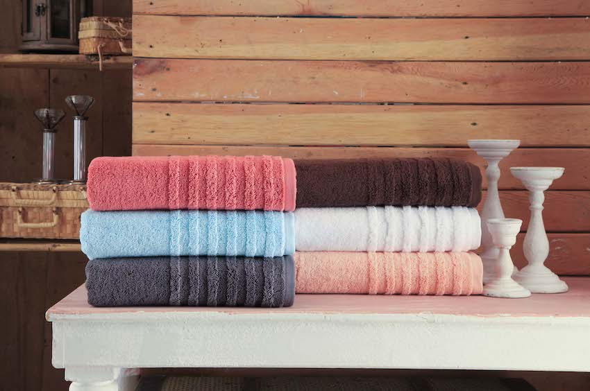 Any woman will be delighted to have SaaSoh plush bath towels in her bathroom! They belong in this Unique gift ideas for a woman who has everything.