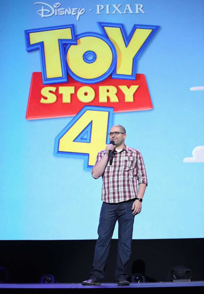 Director Josh Cooley speaks about TOY STORY 4 opens on June 21 2019