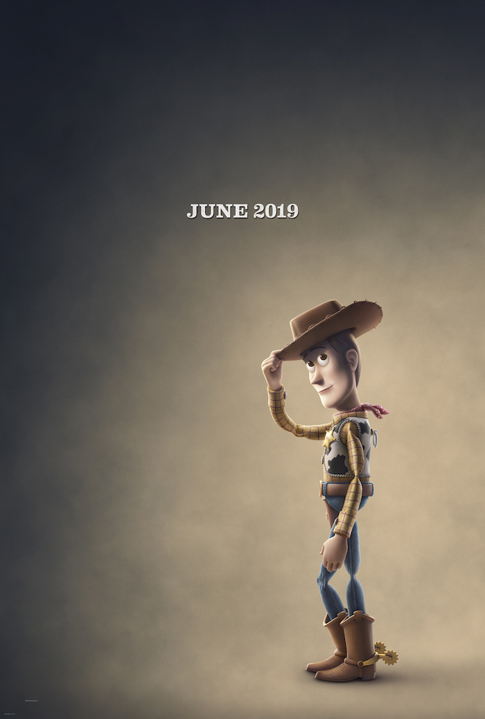 TOY STORY 4 Opens June 21, 2019. Woody will discover new friends and new difficulties in forming relationships and friendships.