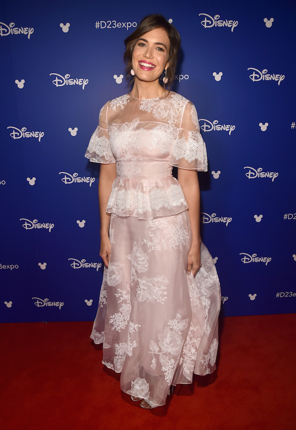 Actress Mandy Moore is the voice of Rapunzel in TANGLED. She is part of Vanellope's Royal Reunion With Disney Princesses in Ralph Breaks The Internet is fun and meaningful. Check out the behind-the-scenes unknown facts of building the fun environments and characters.