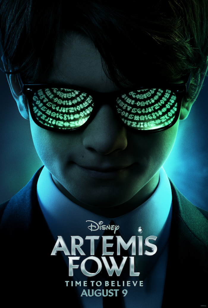 Disney film ARTEMIS FOWL finds himself in a strenuous battle with a unique species of fairies that may be responsible for his father's disappearance.