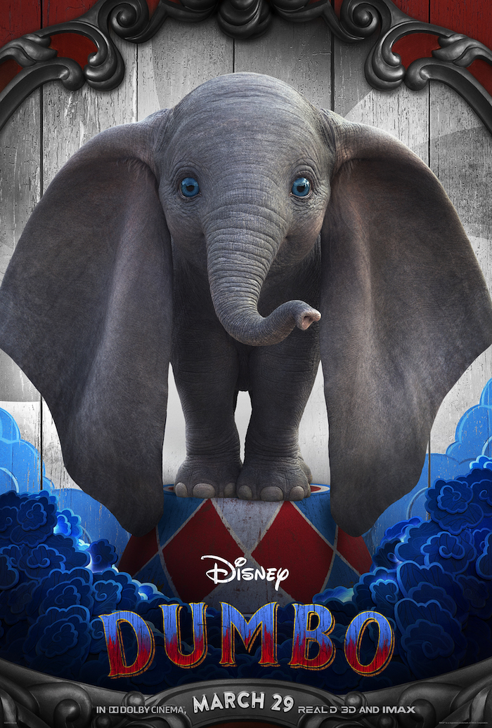 The DUMBO story is retold again by the magic from animators at Walt Disney Studios #Dumbo #movie