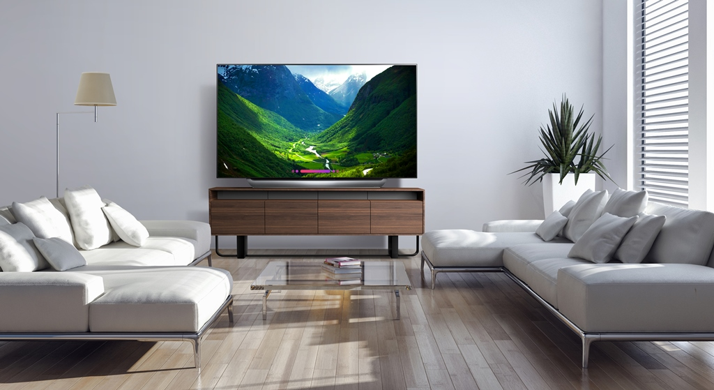 ThinQ OLED TV from LG at Best Buy