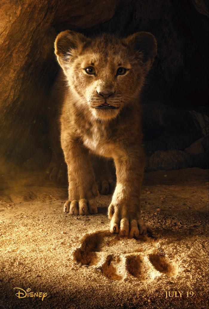 This new Disney Movie from Director Jon Favreau THE LION KING journeys to the African savannah where a future king is born.